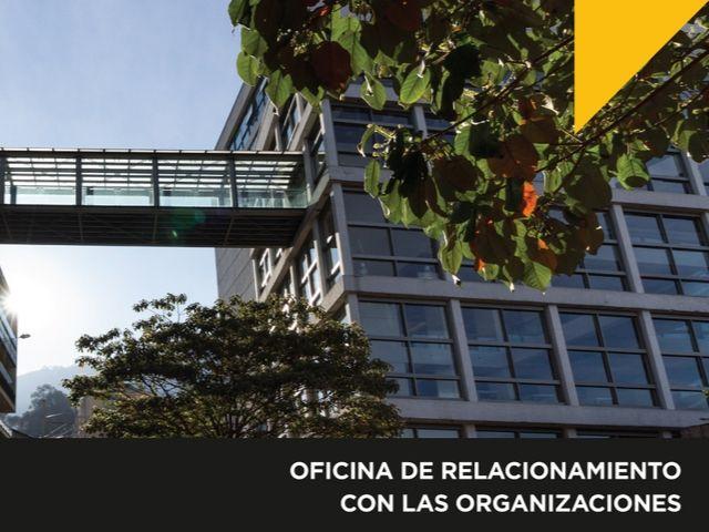 Oficina de Relacionamiento con las Organizaciones -ORO-