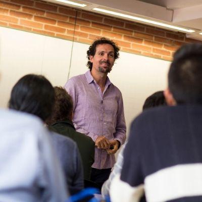 Profesor Ingeniería Uniandes
