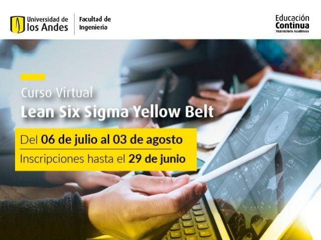 Certificación Lean Six Sigma Yellow Belt