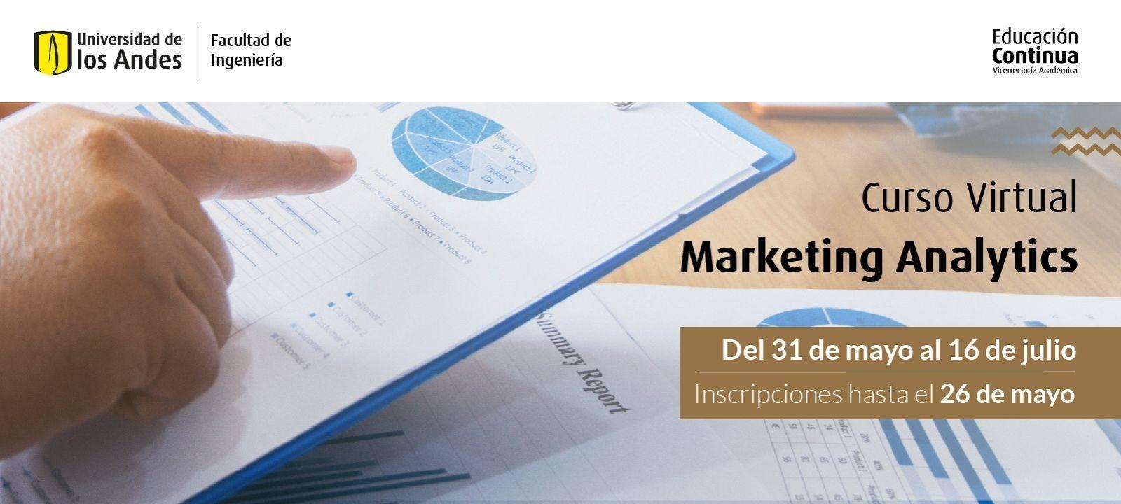 Curso virtual - Marketing Analytics
