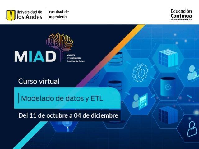 Curso virtual | Modelado de datos y ETL