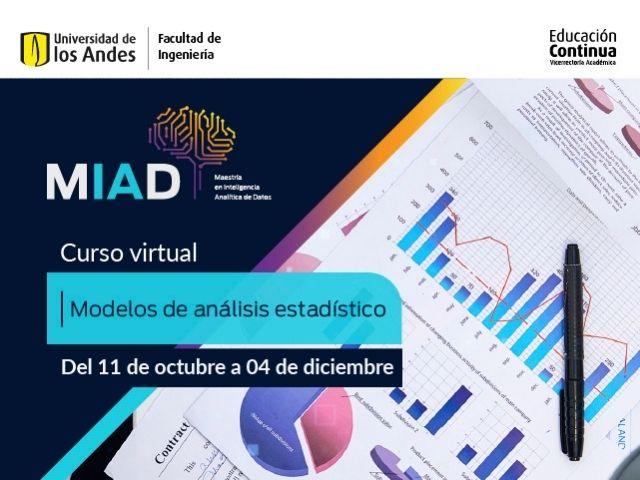 Curso virtual | Modelos de análisis estadístico