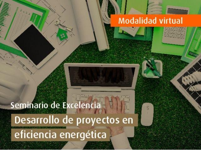 Curso virtual - Desarrollo de proyectos en eficiencia energética