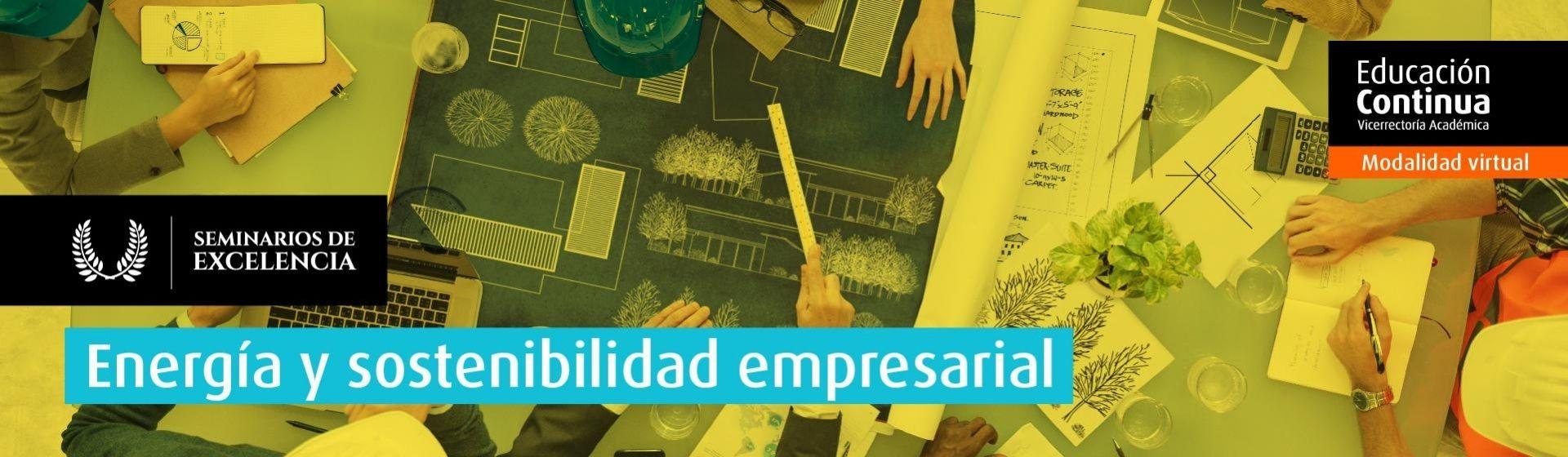 Seminario de Excelencia - Energía y sostenibilidad empresarial
