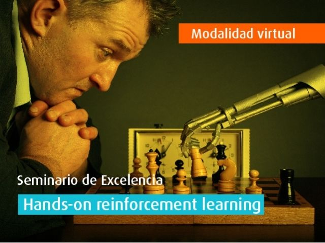 Curso virtual - Hands-on reinforcement learning