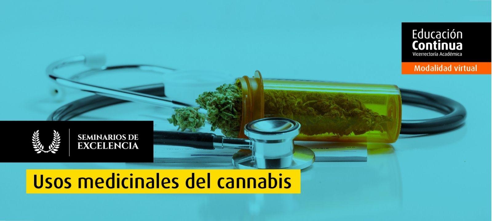 Curso virtual | Usos medicinales del cannabis