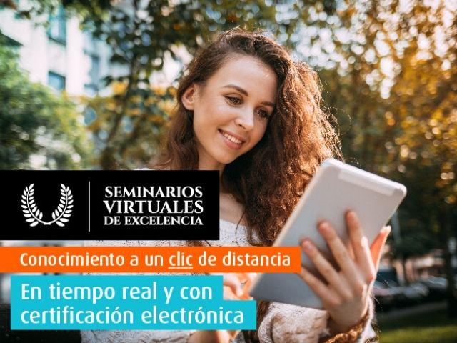 Seminarios Virtuales de Excelencia