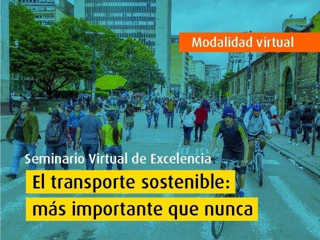 Curso virtual - El transporte sostenible: más importante que nunca