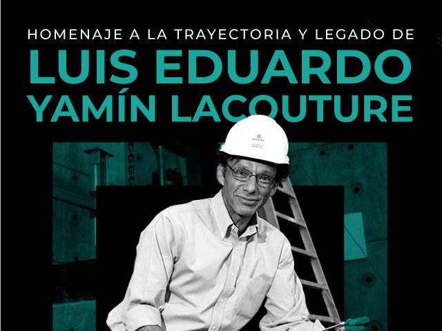 Homenaje de Uniandes a Luis Eduardo Yamín