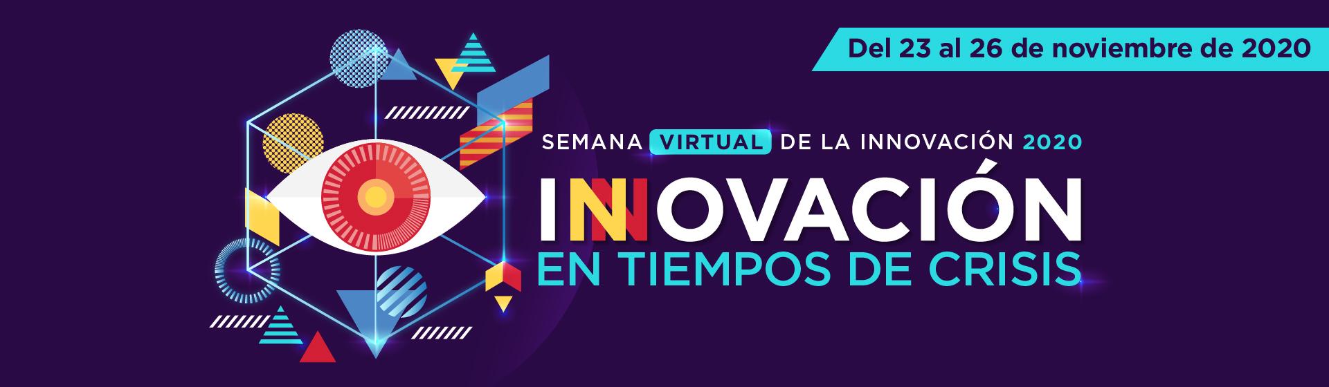 Semana Virtual de la Innovación de la Universidad de los Andes