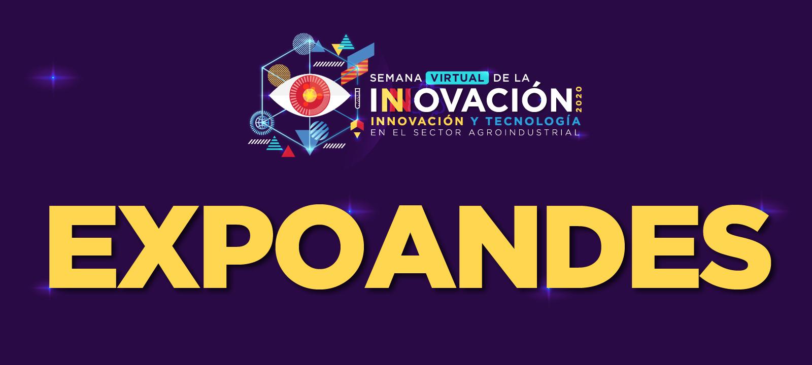 ExpoAndes - Semana Virtual de la Innovación