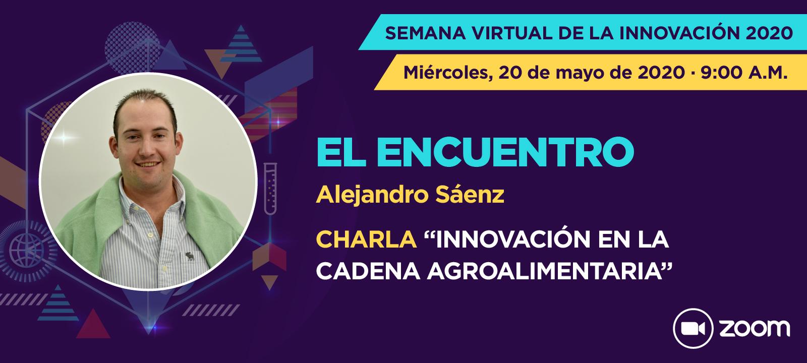 El Encuentro con Alejandro Sáenz