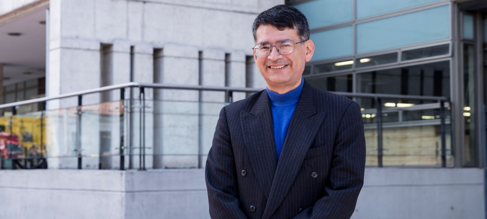 Alfonso Reyes, Editor en Jefe del International Journal of Systems and Society (IJSS)   Uniandes