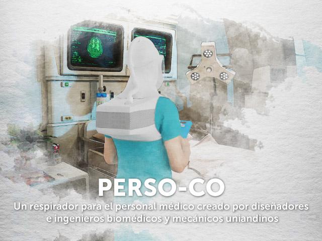 Investigadores diseñan respirador cómodo y eficaz para personal médico