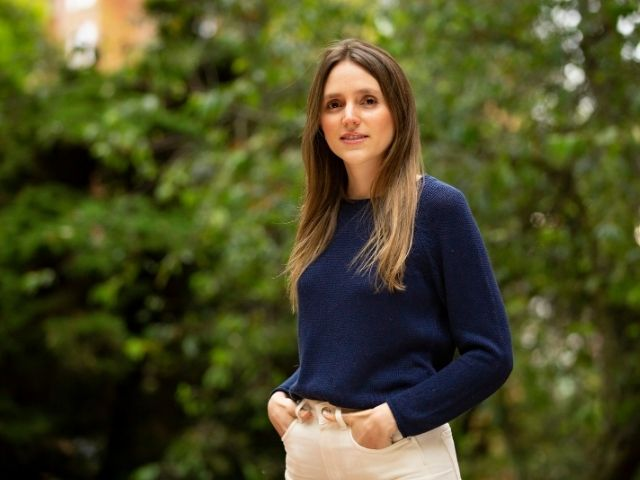 Angela Samper, country manager de McKinsey Colombia