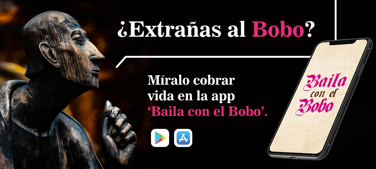 App 'Baila con el Bobo' - Universidad de los Andes