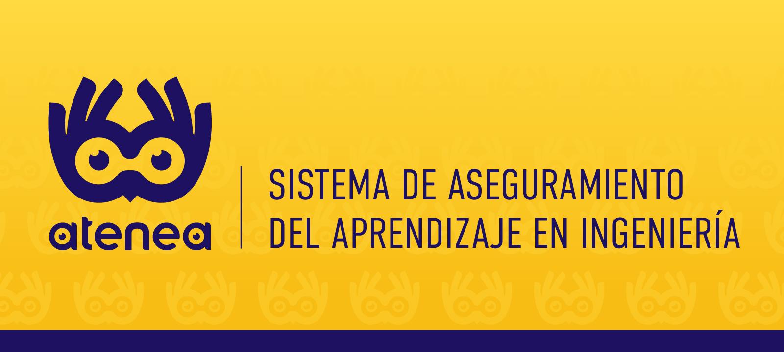 Atenea: sistema de aseguramiento del aprendizaje en ingeniería