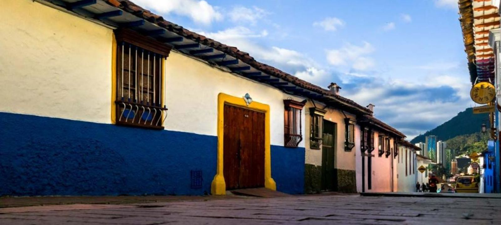 Barrio La Candelaria - Centro Histórico de Bogotá