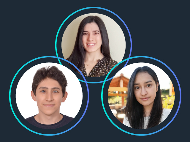 Ganadores de la beca de excelencia CinfonIA DeepMind 2021