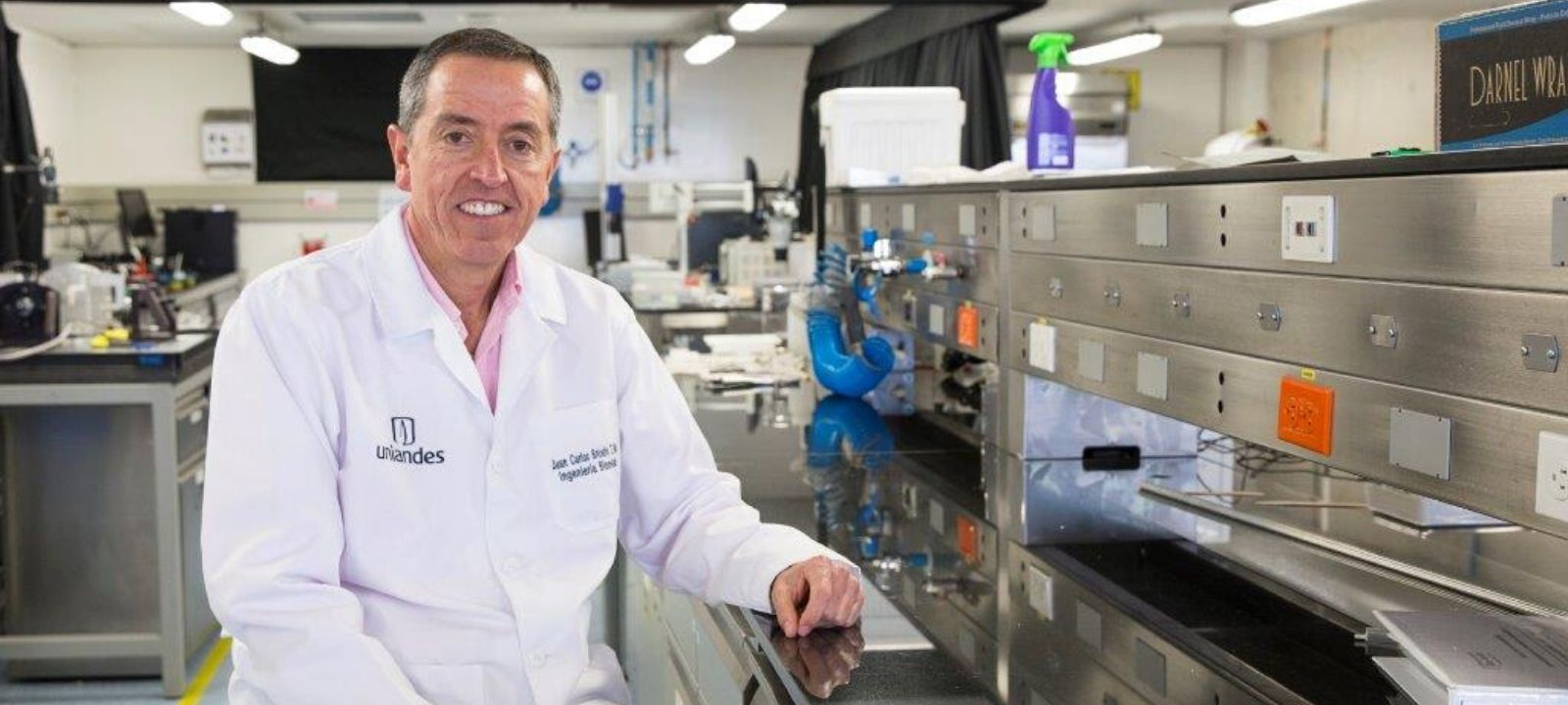 Juan Carlos Briceño, profesor de Ingeniería Biomédica y director de la Escuela de Posgrado e Investigación | Uniandes
