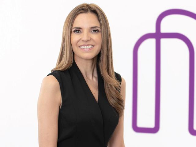 Catalina Breton, gerente del banco digital Nu Colombia