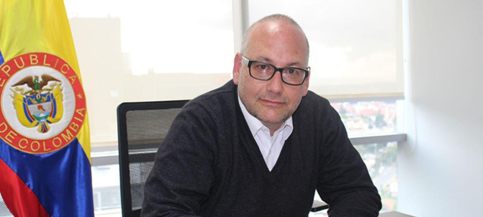 Christian Jaramillo es el nuevo director de la Unidad de Planeación Minero-Energética