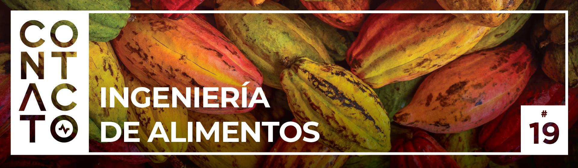 Revista Contacto: Ingeniería de Alimentos