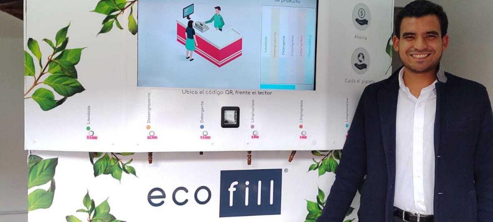 Edgar Galán, Presidente de Productos El Sol e ingeniero industrial uniandino