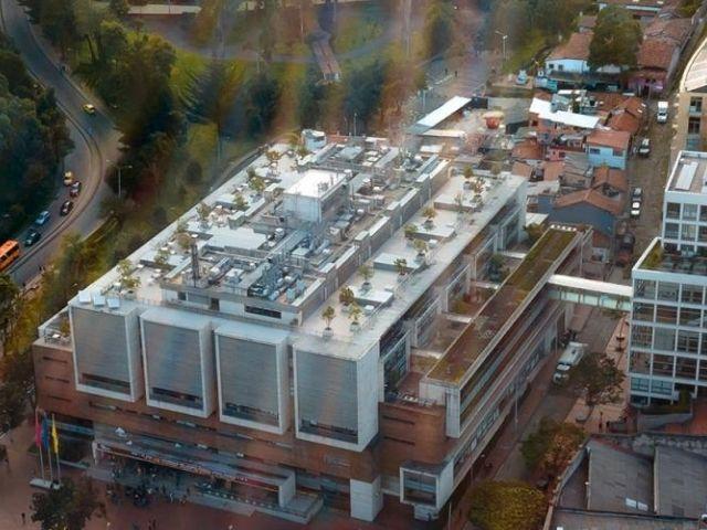 Edificio Mario Laserna - Universidad de los Andes