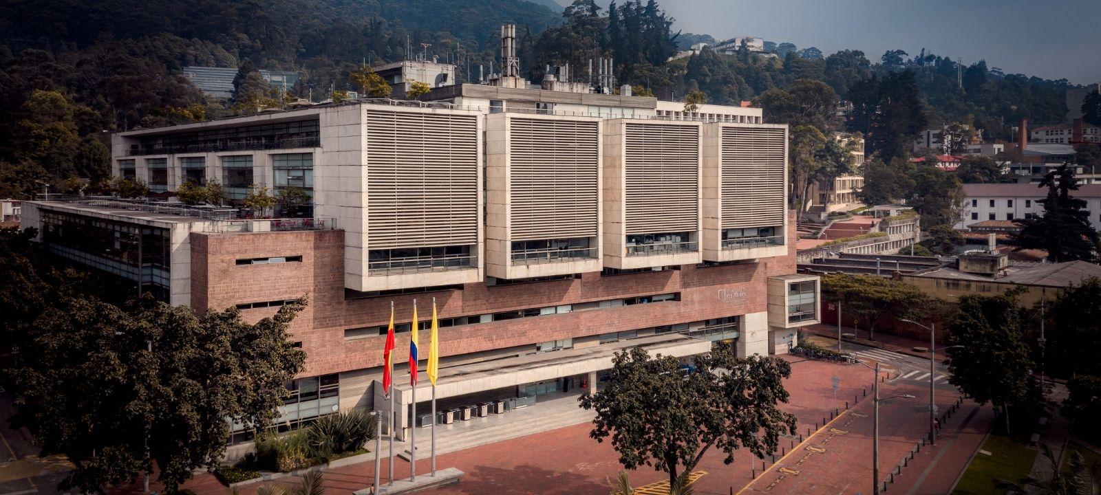 Edificio Mario Laserna | Universidad de los Andes