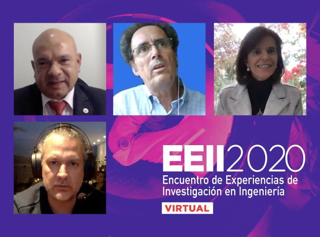 Encuentro de Experiencias de Investigación en Ingeniería - EEII 2020