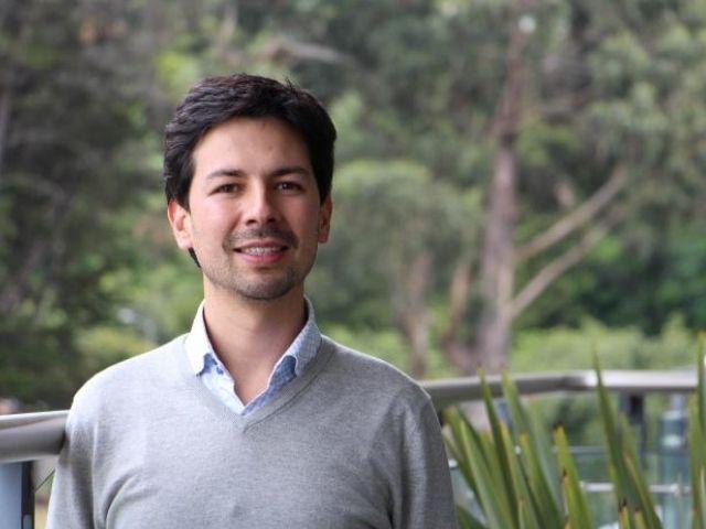 Felipe Montes, profesor del Departamento de Ingeniería Industrial