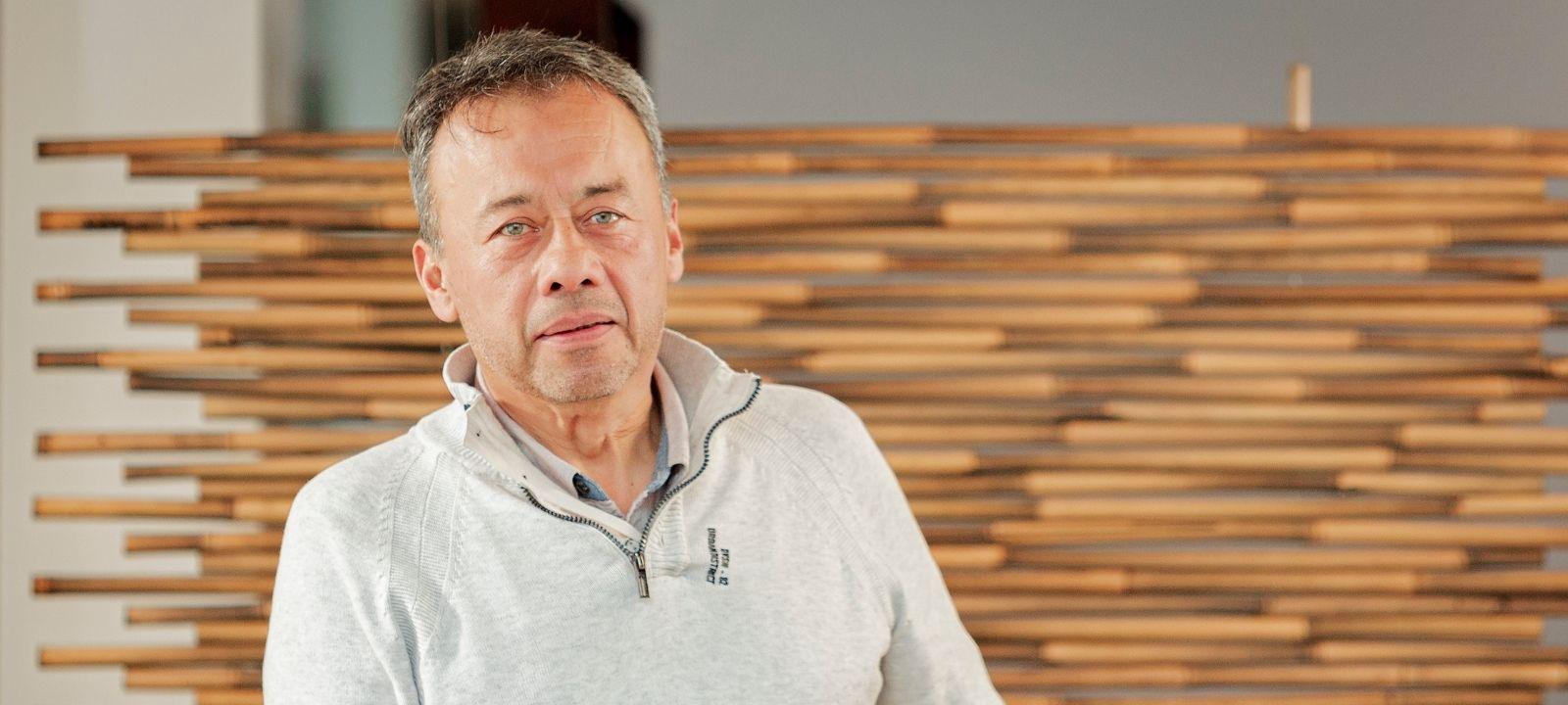 Fernando Jiménez, profesor asociado del Departamento de Ingeniería Eléctrica y Electrónica