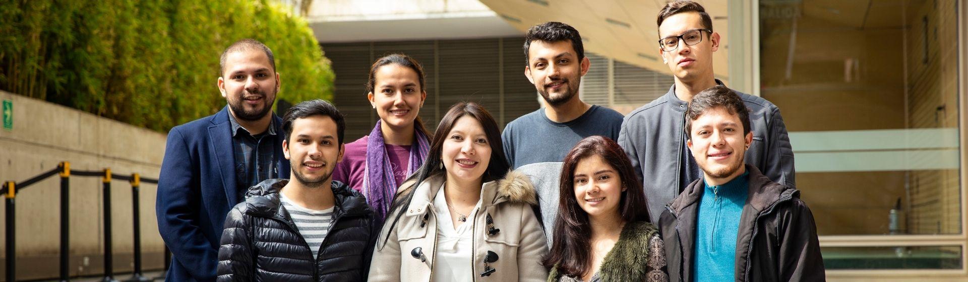 Investigadores del Departamento de Ingeniería Química y de Alimentos de la Universidad de los Andes