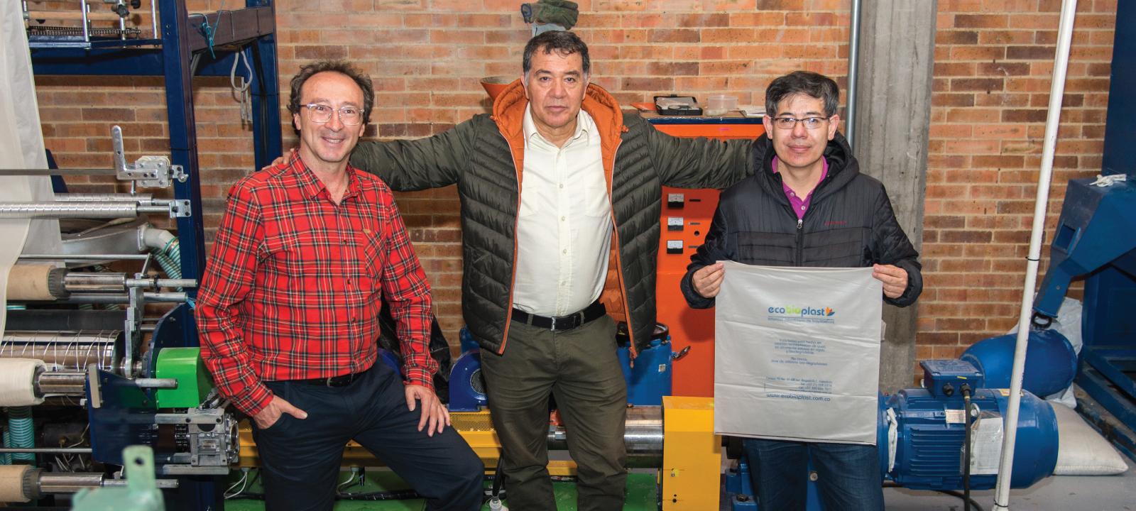 Investigadores logran producir bolsas compostables a partir de almidón de yuca