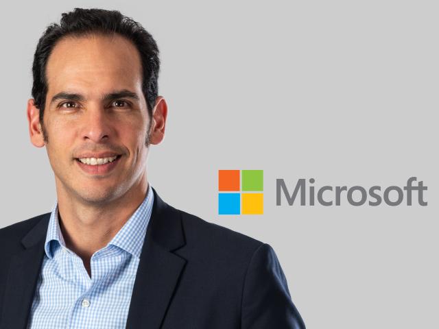 Jaime Galviz, nuevo gerente de Microsoft Colombia