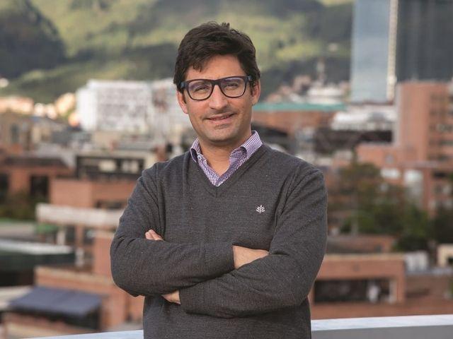 José Vélez, egresado de la Maestría en Ingeniería de Sistemas y Computación y CEO de Bold