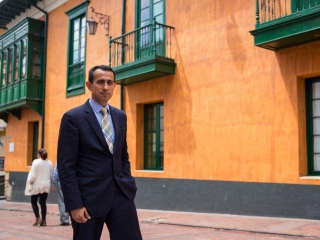 Juan Carlos Reyes, profesor asociado del Departamento de Ingeniería Civil y Ambiental