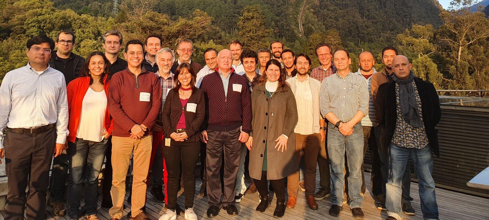 Profesores de la Facultad de Ingeniería en taller del instituto KAOSPILOT | Uniandes