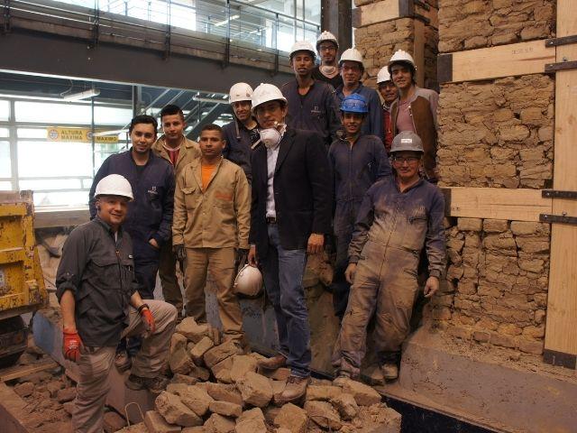 Laboratorio de Modelos Estructurales de la Universidad de los Andes