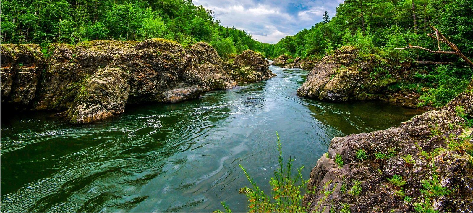 Modelación de la calidad del agua en ríos