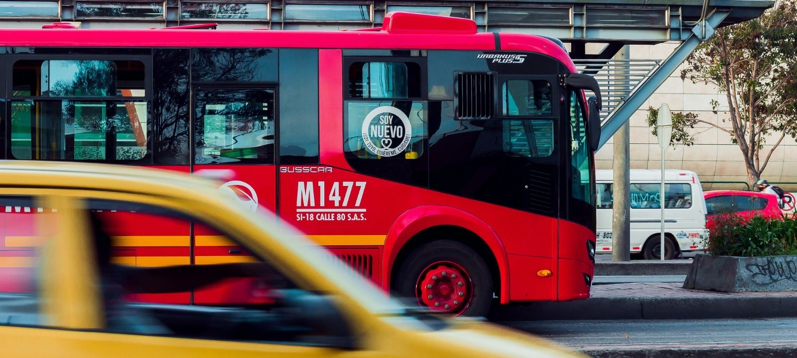 Movilidad en Bogotá durante la pandemia del coronavirus