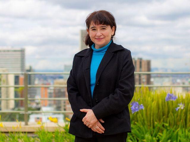 Myriam Luisa Díaz, nueva directora del Departamento de Arte