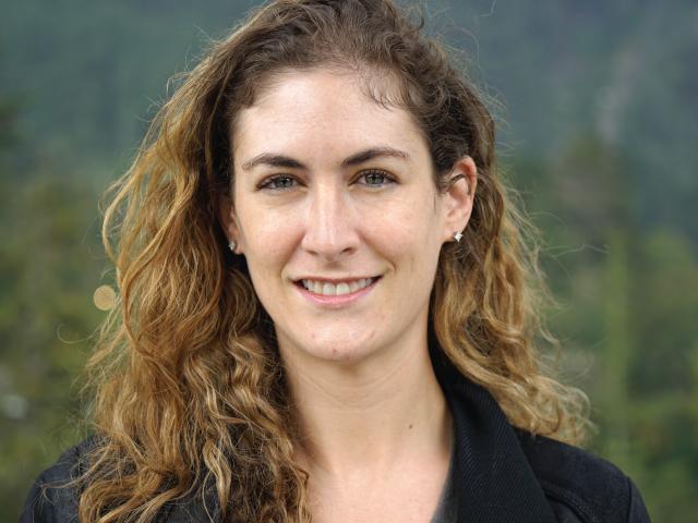 Natasha Bloch Morel, profesora asistente del Departamento de Ingeniería Biomédica