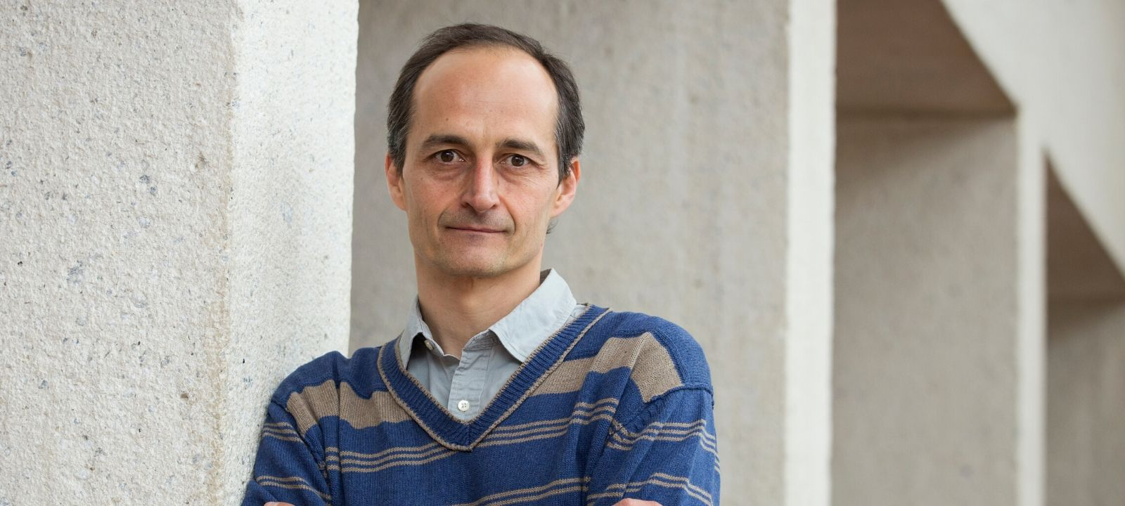 Pablo Arbeláez, profesor asociado del Departamento de Ingeniería Biomédica