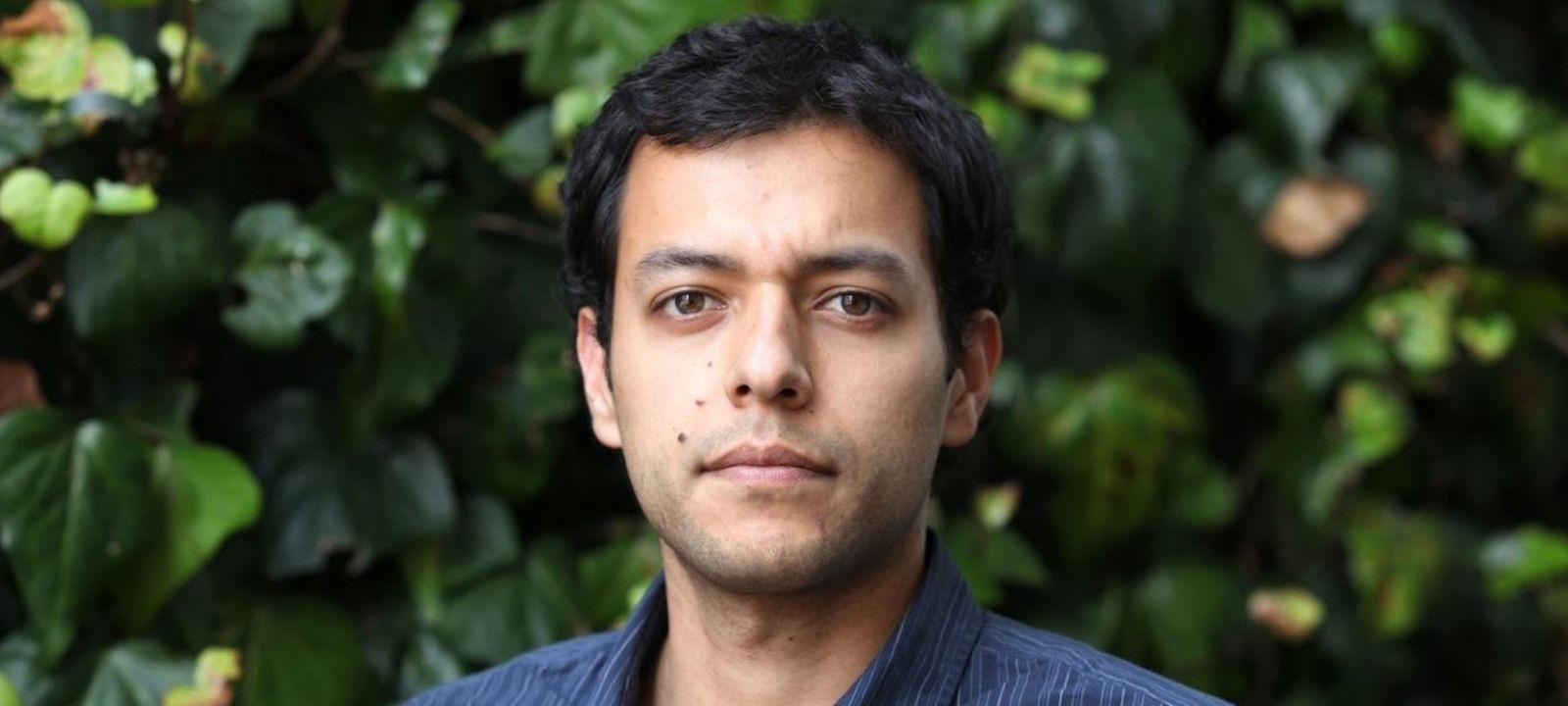 Ricardo Morales, profesor del Departamento de Ingeniería Civil y Ambiental
