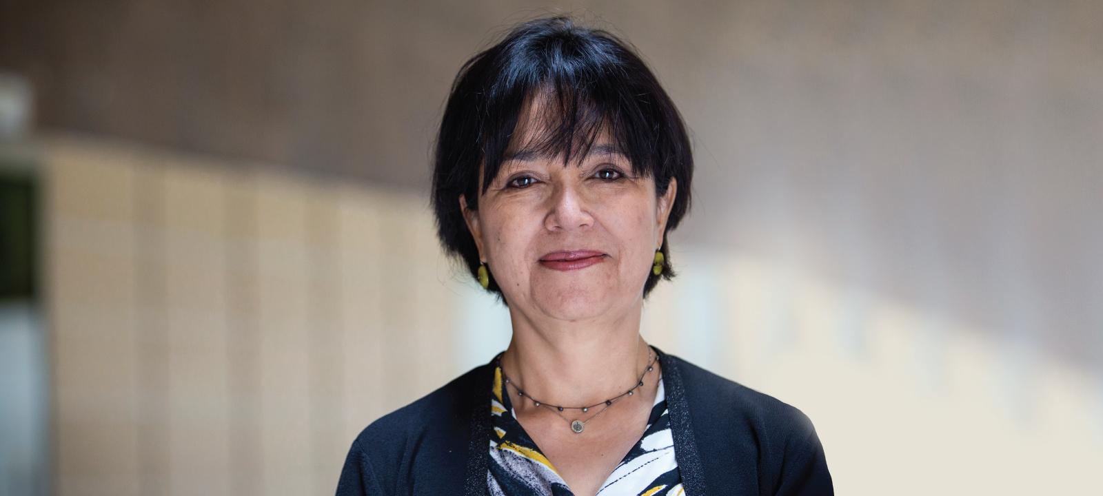 Rubby Casallas, nueva decana de la Facultad de Ingeniería de Los Andes