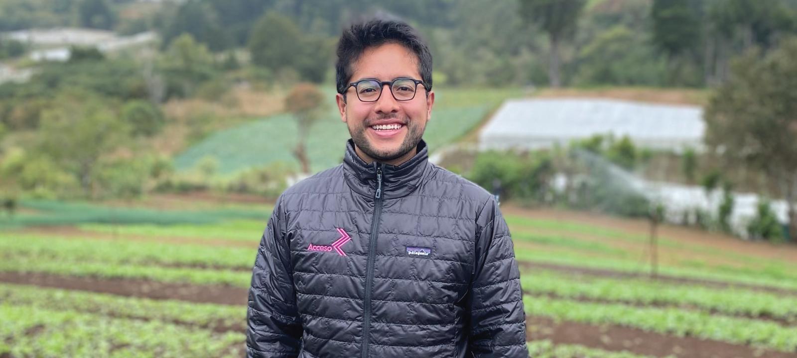 Santiago Mesa, nuevo Gerente de Agronegocios en Acceso