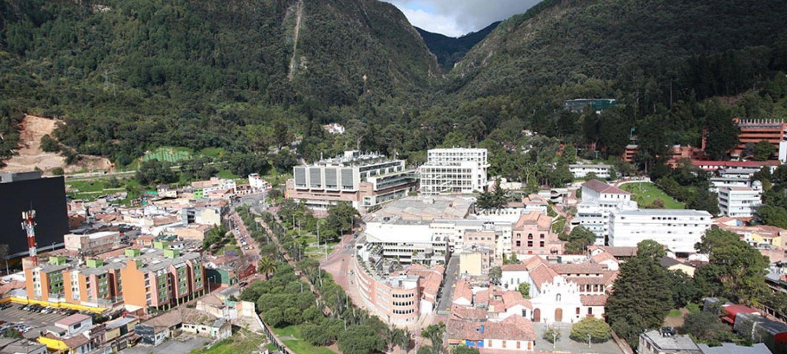 Triángulo de Fenicia - Barrio Las Aguas, Bogotá