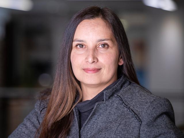 Yomara Rincón Moreno, coordinadora de Planeación de la Facultad de Ingeniería